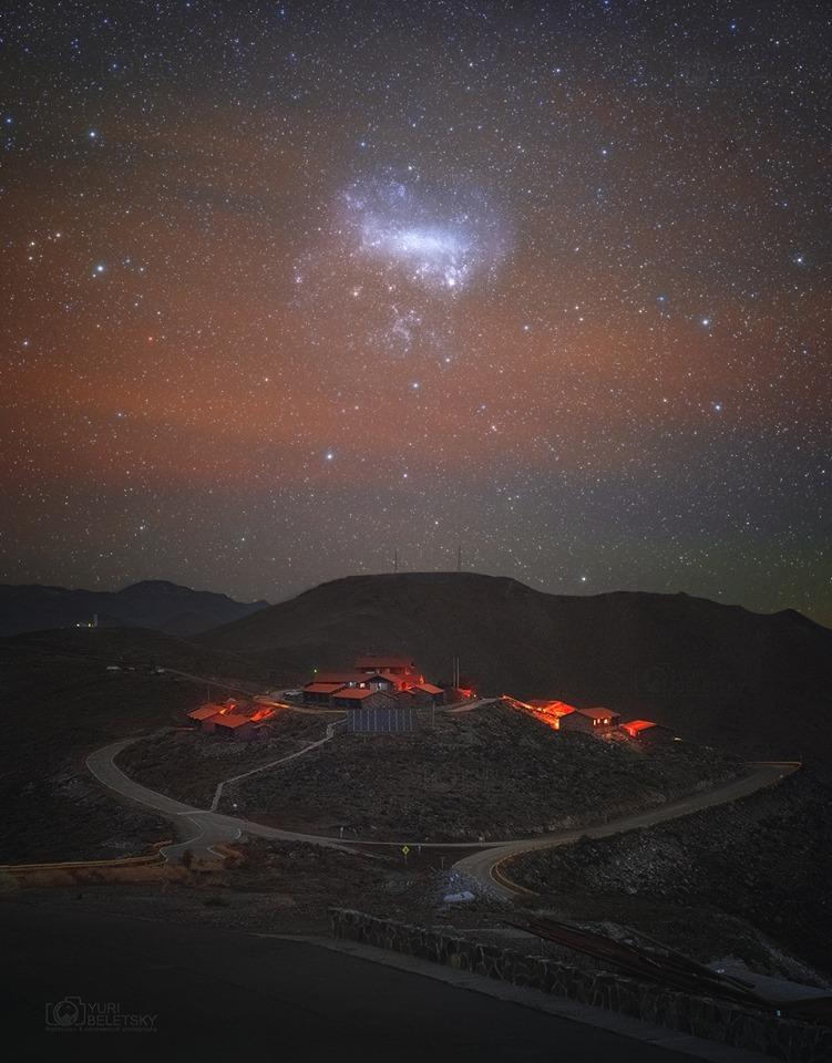 """Gallerie fotografiche : """"Finestra sul cielo""""  Yuri_LMC_LasCampanas"""