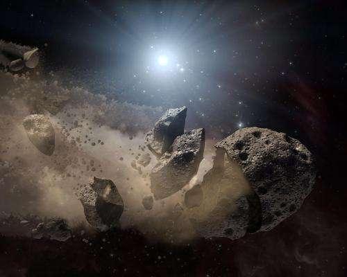 """notizie """"astronomiche"""" Asteroid"""