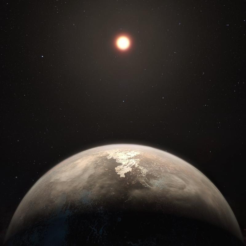 Un Pianeta Roccioso Sempre Più Simile Alla Terra Universo Astronomia