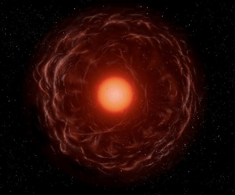 red giant sun - 840×594
