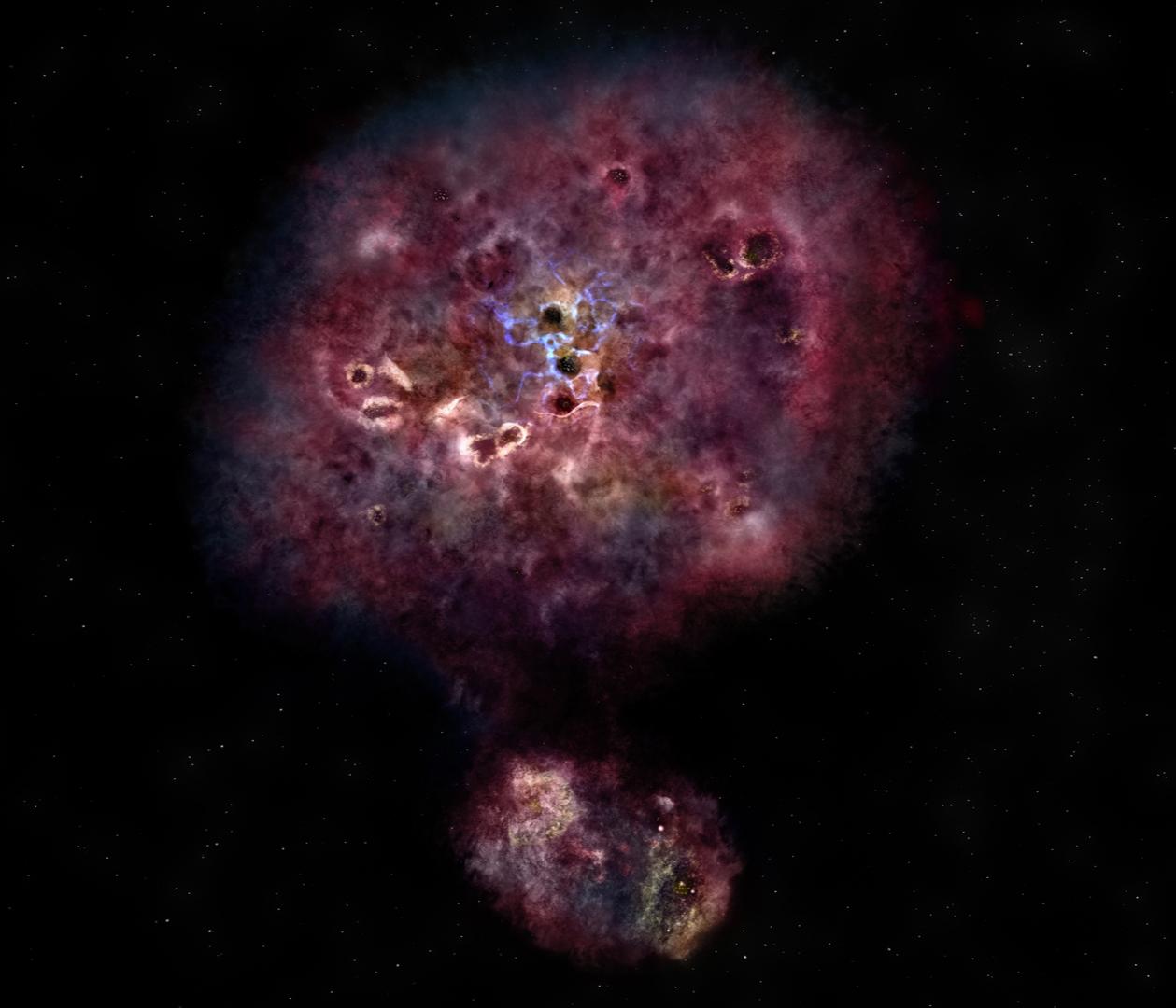 Stelle Galassie Nebulose Buchi neri 20191212_130307